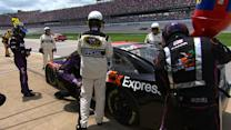 Vickers in, Hamlin out