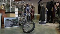"""Easy Rider"" motorcycle up for sale"