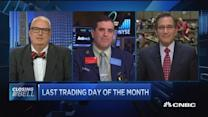 Closing Bell Exchange: Last trading day of the month
