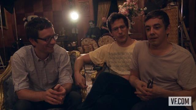 Comedy - The Lonely Island on How They Met, Getting Nervous for SNL, and Loving Dog Turds