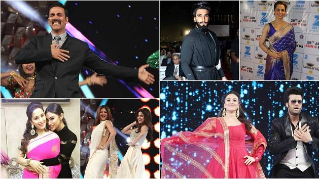 Glimpse at Umang with Bollywood