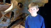 On the Road: 9-year-old applies to be museum curator