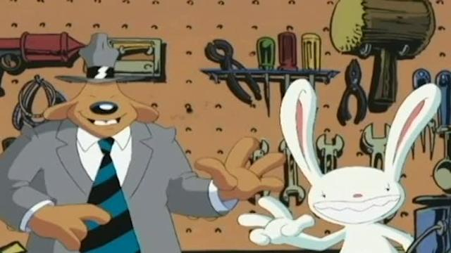 Sam & Max: That Darn Gator
