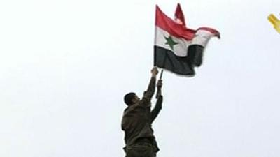 Raw: Syrian Rebels Withdraw From Homs