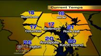 Tim Williams Has Your Saturday Night Forecast