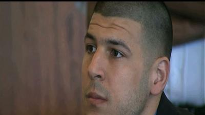 Raw: Hernandez in Court, Wants Charge Dismissed