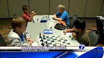 Players converge for chess tournament