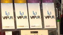 The e-cigarette debate