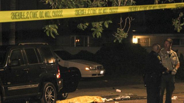 Raw: Shooting Rampage Near UC Santa Barbara