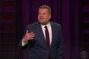 James Corden mocks Trump's James Comey decision in comical rant