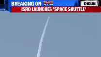 1st 'Made in India' Space Shuttle Launch