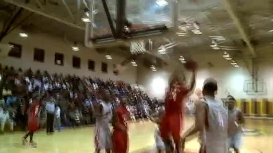 Yazoo City vs. Provine boys basketball playoffs