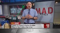 Cramer's shopping list for a pullback