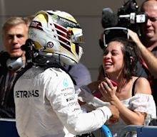 Lewis Hamilton Leads Mercedes F1 Smack Down in USGP Qualifying