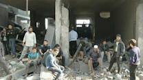 Hamas sticks to truce demand, death toll at 96