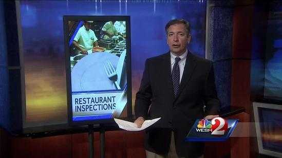 Bill would reduce number of restaurant inspections