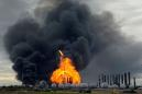 Second evacuation order lifted in Texas city hit by explosion, chemical fire
