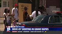 Suspects On Loose After Drive-By Shooting
