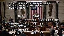 House Passes Sweeping $1.1 Trillion Budget