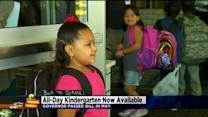 Full-Day Kindergarten Offered For All In Minnesota
