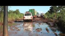 Washed Out Roads Hinder UN Food Aid Distribution in South Sudan