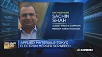 Merger of Applied Materials, Tokyo Electron scrapped