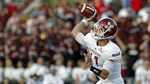 New Mexico State starting QB Tyler Rogers arrested