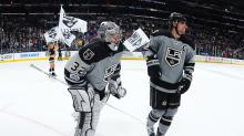 Jonathan Quick's return sparks Kings in win over Ducks