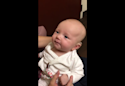 When this deaf baby hears her mom say 'I love you' for the first time she gets very emotional (and you will too)