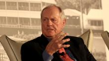 Jack Nicklaus 'puzzled' by Tiger Woods's situation