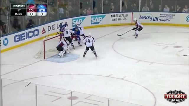 Colorado Avalanche at NY Rangers Rangers - 02/04/2014