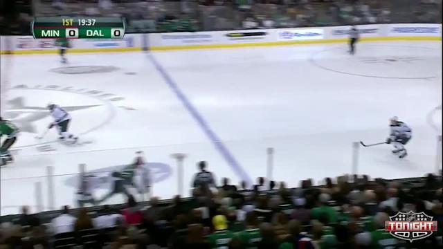 Minnesota Wild at Dallas Stars - 03/08/2014