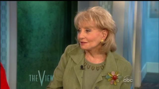 Barbara Walter To Retire From TV