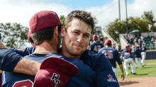 Cory Abbott threw the first perfect game in Loyola Marymount history