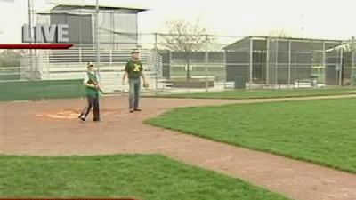 Granite Bay Awarded New Little League Field