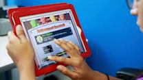 Food company 'adver-games' target children with apps, websites