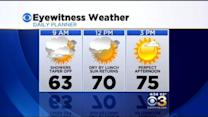 Katie's Tuesday Forecast: September 16, 2014