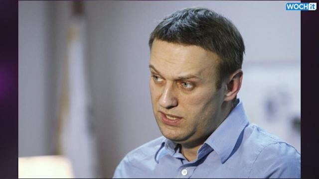 Putin Critic Navalny Jailed For Seven Days Over Protest