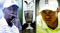 Tiger Woods' odds at Open Championship
