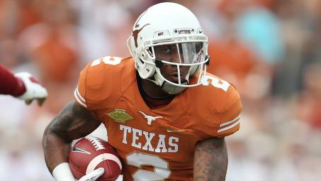 Can Texas' Offense Recover From Suspensions?