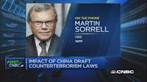 WPP: Not worried about doing business in China