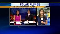 Polar plunge for Special Olympics Hawaii