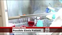 Northern California Patient Being Treated For Possible Exposure To Ebola Virus