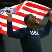 Kevin Durant Used The Olympics To Take A Break From The 'Backlash' In The U.S.