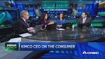 Kimco CEO: In the sweet spot of retail