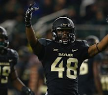 Baylor LB Travon Blanchard suspended; protective order issued vs. him