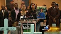 Families of victims look to stop the violence