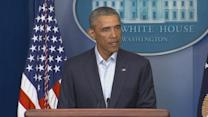 Obama Hopes National Guard Troops Used in 'Limited' Way in Ferguson, MO