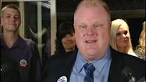 Mayor Ford's record