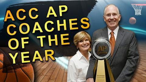 AP Coaches of the Year from the ACC